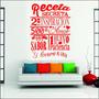 Vinilos Decorativos Textos. Envianos Tu Frase + Regalo!!