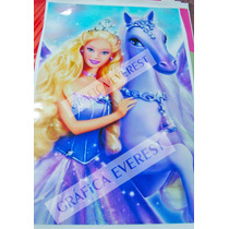 Barbie Doctora Juguetes Vinilo Autoadhesivo 1,30 X 0,86 Mts