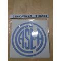 Escudo San Lorenzo Vinilo Calco Autoadhesivo Vidrio Azulejo