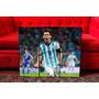 Cuadros Leo Messi - La Pulga - Seleccion Argentina Fútbol