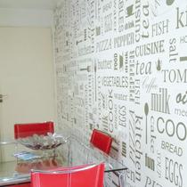 Vinilos Decorativos Para Pared Pattern Kitchen