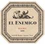 El Enemigo Malbec (2010) - Alejandro Vigil - Bodega Aleanna