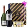 Pack San Valentin Finca Las Moras + Ferrero Rocher