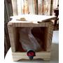 Fabrica De Caja De Madera Para Bag In Box ,barril,vino,tinto