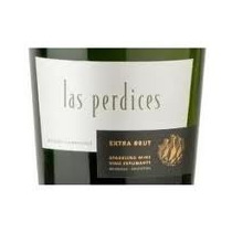Champagne Las Perdices Extra Brut Metodo Champenoise