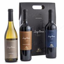Estuche Luigi Bosca X 3 Unidades - Wineexpress -