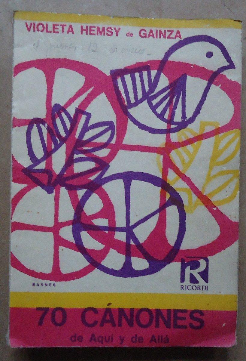 violeta gainza: