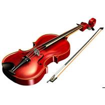 Corelli Co-1v 1/16 Violín Con Estuche Semirígido Con Forma