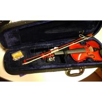 Violin Melos 1/4para Niñosnuevo Con Garantia