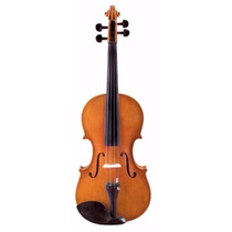 Violin 3/4 Modelo Custom Con Estuche Y Arco Parquer Envío