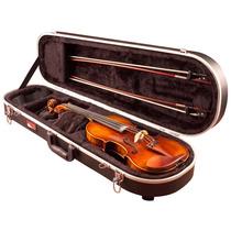 Estuche Rigido Para Violin 4/4 Gator Gc-violin Abs - Felpa