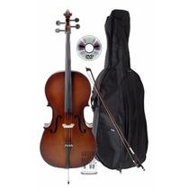 Oferta! Violoncello Stradella 4/4 (mod. Mc601144)