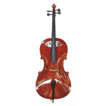 Cello Violoncello 3/4 Stradella Mod Mc6011 Funda Arco Resina