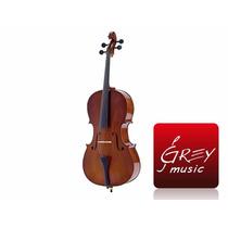 Violoncello Stradella 4/4 6011 Con Funda,arco Resina.complet
