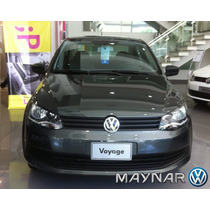 Vw Volkswagen Voyage - Remis - Financiado 0% - M