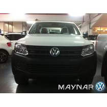 Vw Volkswagen Amarok Doble Cabina 140cv Financiada - D