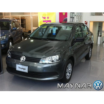 Vw Volkswagen Voyage Financiado Cuota Fija Is