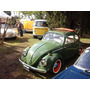 Volkswagen Escarabajo Sun Roof Original