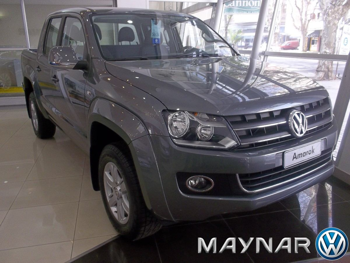 volkswagen vw amarok highline pack 4x4 180cv 0km my14. Black Bedroom Furniture Sets. Home Design Ideas