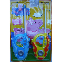 Walkie Talkie Peppa Pig