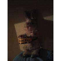 Conejo Propaganda Duracell Tocando Tamborcito