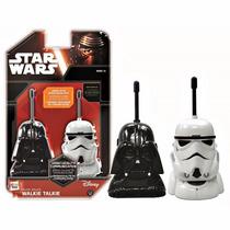 Walkie Talkie Star Wars Original Disney Juguetes Niños