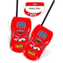 Walkie Talkies Cars Disney Ditoys