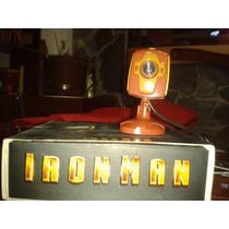 Camara Web Ironman Unica, De Pelicula!! Para Los Fanaticos!