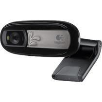 Webcam Logitech C170 Usb+mic+gtía Oficial