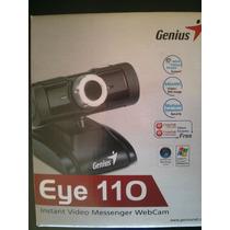 Camara Web Genius Eye110
