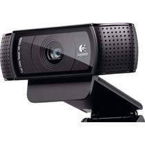 Camara Web Logitech C920 Pro Full Hd 1080p Gtia Jfc
