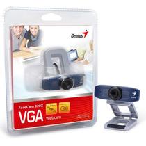 Webcam Genius Facecam 320x Usb Plug & Play Chat Skype Centro