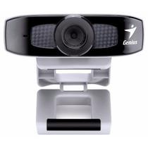 Webcam Genius Facecam 320 Microfono Pc/notebook