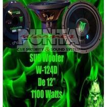 Subwoofer 12 Monster 1000 Watts