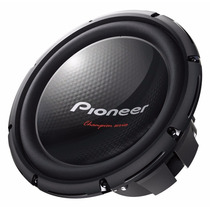 Pioneer Subwoofer Ts-w 310 D4 Doble Bobina 1400 Watts 400rms