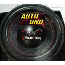 Subwoofer Bomber Bicho Papão 12
