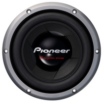 Subwoofer Para Auto Pioneer Ts-w258 1200 Watts 4ohms Gtía