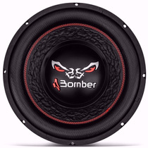 Subwoofer Bomber Bicho Papao 15 800rms Zona Norte Wagner