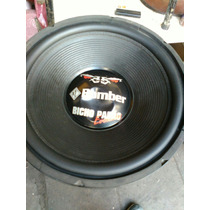 Woofer 15 Bomber Bicho Papao