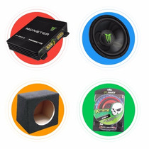 Combo Subwoofer 12