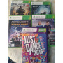 Juegos Xbox 360 Originales Fifa16 Halo4 Just Dance16 Gears