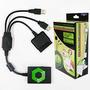 Adaptador Convertidor 3 En 1 Joystick Ps2 A Xbox 360 A Ps3