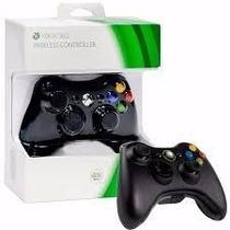 Control Joystick Xbox 360 Wirelles Pc Merc Envio