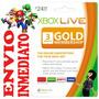 Xbox Live Gold - 3 Meses - Todas Las Regiones -