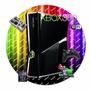 Xbox 360 Slim Stingray Flasheada Rgh 4gb Lee Todo 1 Año Gtia