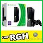 Xbox Nueva 1tb +hdmi 220v +350 Juegos Original +chip Rgh Lt3
