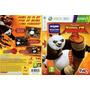 Pack Xbox Kinect - Kung Fu Panda 2 Y Pinguinos De Madagascar