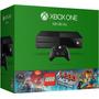 Xbox One 500gb Juego Lego Joystick Hdmi Wifi Bluray Fuente
