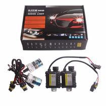 Kit Completo Luces De Xenon Hid H7 8000k Autos Caseros