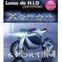 Instalacion + Kit Bi Xenon Moto Baja/alta 100% H.i.d.